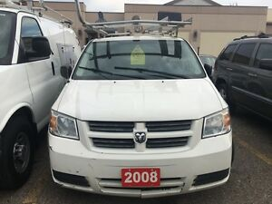 2008 Dodge Caravan Three in Stock! Kitchener / Waterloo Kitchener Area image 3