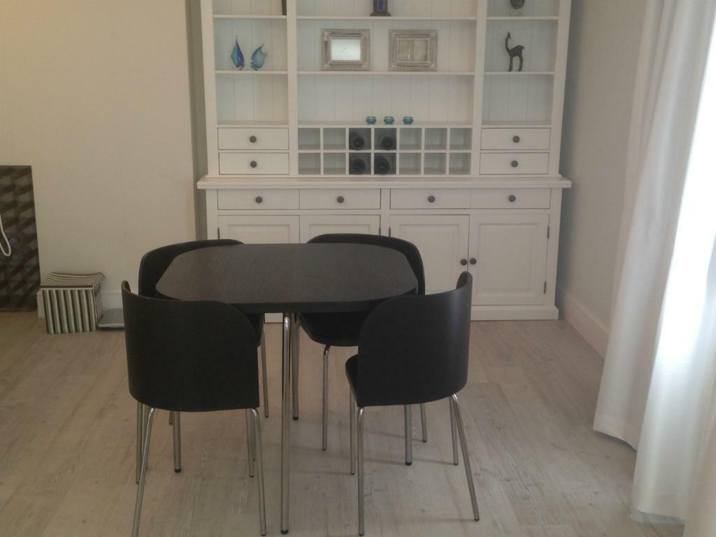 Ikea fusion dining table 4 chairs : 86 from theredish.com size 1024 x 768 jpeg 50kB