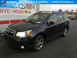 2016 Subaru Forester Limited EyeSight NAVI+CUIR+TOIT.OUVRANT