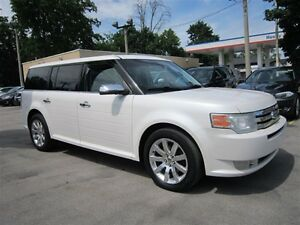 2009 Ford Flex Limited Leather Sunroof **Limited**