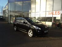 DIESEL 2011 61 PEUGEOT 3008 1.6 SPORT E-HDI FAP 5D AUTO 112 BHP***GUARANTEED FINANCE***PART EX WELCO