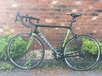 Cannondale CAAD 12 road bike (size 58) Sparingly used and excellently maintained and cared for
