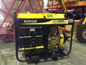 2013 1. Kipor 5000W Diesel