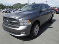 2010 Dodge Ram 1500 20' wheels crew cab hemi 4x4