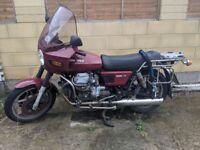Motor Guzzi Spada NT