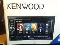 "KENWOOD DNX4250BT 6.1"" original price £619.95"