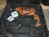 AEG Rotary drill
