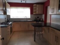 Kitchen units in excellent condition