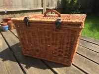 Wicker basket for sale