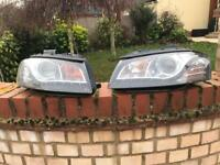 Audi A3 LED DRL Projector xenon style headlights