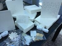 Wedding invites brand new boxed