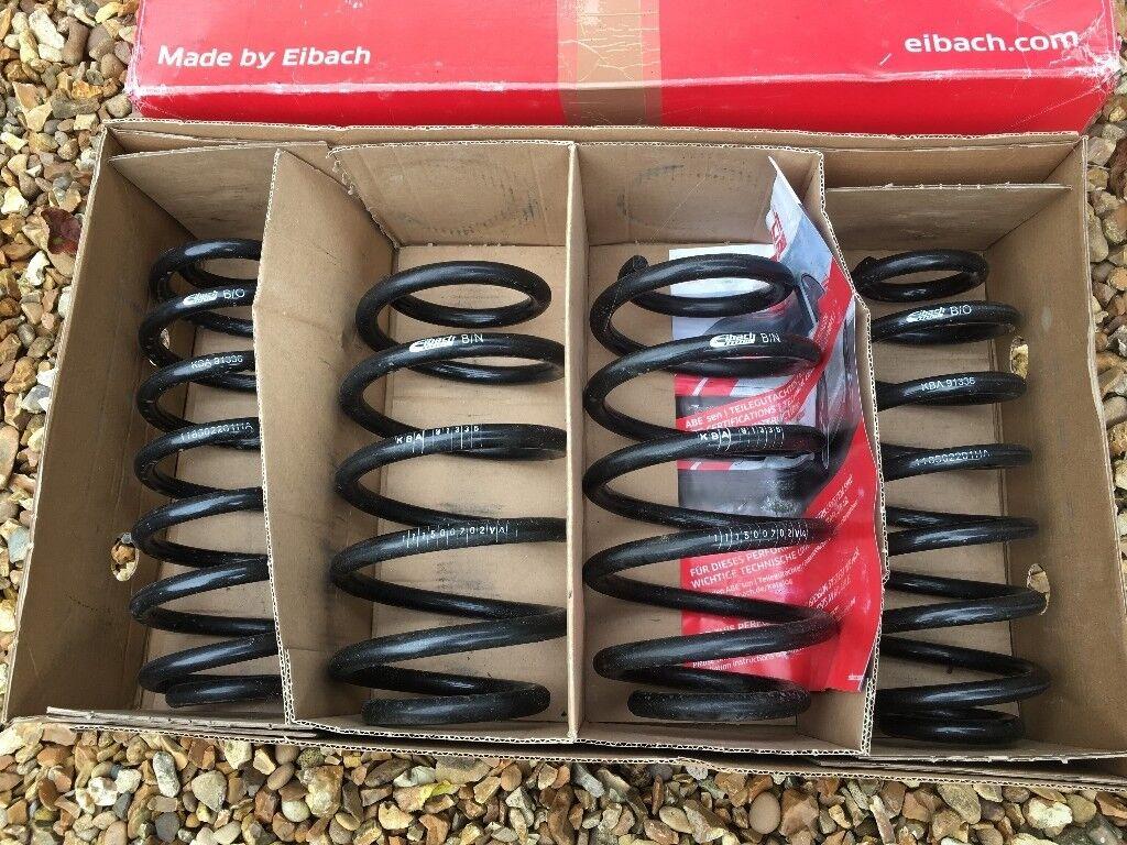 Eibach Pro-Kit Performance Lowering Springs for Golf MK6 E10-85-022-01-22