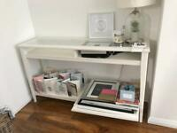 Liatorp Ikea white console table