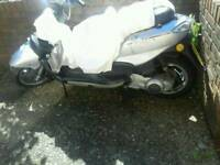 Piaggo 125 spares or repair