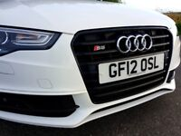 Audi S5 A5 Black Edition Front Grill Grille 2012 - 2016 Genuine