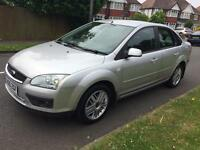 FORD FOCUS GHIA TDCI LONG MOT STARTS AND DRIVES EXCELLENT