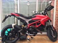 Ducati Hypermotard Showroom Condition