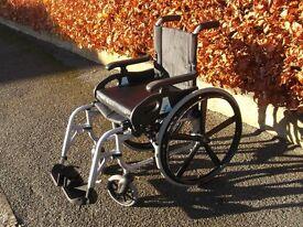 Irati 600 self propel wheelchair