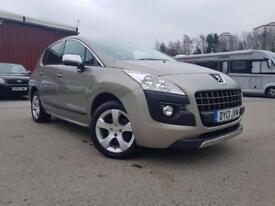 Peugeot 3008 1.6 HDi FAP Style 5dr