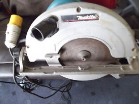 110 volt MAKITA circular saw