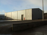 Modern Industrial Building with 50 Tonne Crane ( TO LET )