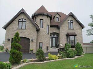 468 000$ - Maison 2 étages à vendre à St-Isidore-De-Laprairie