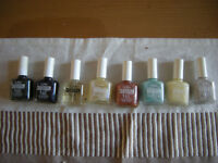 NAIL VARNISH QUANTITY 200 ASSORTED COLOURS
