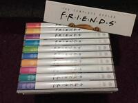 Friends 15th anniversary COMPLETE series Extended