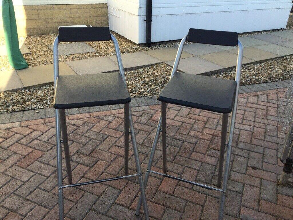 Superb 2 Tall Garden Bar Stools Hardly Used Good Condition In Leyland Lancashire Gumtree Uwap Interior Chair Design Uwaporg