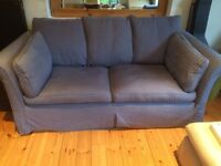 Sofa - 2 seater, very comfy, good condition.