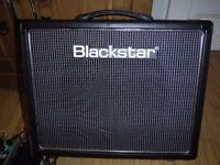 Blackstar HT5-R and pedals