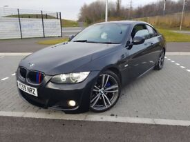 BMW 325D MSport HighLine Auto - Low Mileage