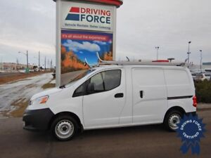 2014 Nissan NV200 S Cargo Van, 54.9 L Fuel Tank, Power Windows