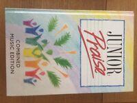Junior Praise Music Book New