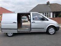 Merced's Vito 55 reg superb reliable van