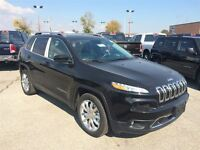 2015 Jeep Cherokee Limited**BRAND NEW*O% FIN AVAILABLE**