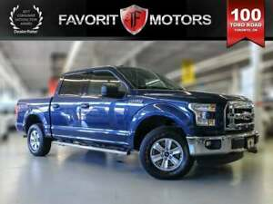 2016 Ford F-150 XLT, 4WD, SUPERCREW 145