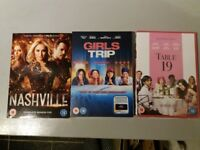 Brand new sealed 2017 DVD - Girls Trip - Nashville - Table 19 - £15