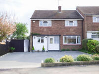 FOR SALE - SCOTT ROAD, GRAVESEND - 3 BED END OF TERRACE HOUSE - £360,000