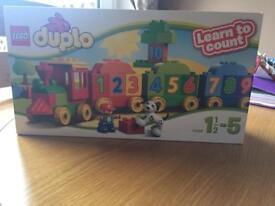 Duplo Train NEW in box