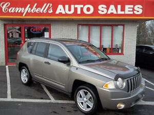 2008 Jeep Compass NORTH EDITION!! SUNROOF!! AUTOMATIC!! ALLOYS