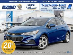 2017 Chevrolet Cruze **Remote Start!  Heated Front Seats!**