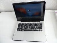 Apple MacBook Pro 13 A1278 Mid 2011 Core i7 2.9GHz 4GB Webcam and comes with original charger