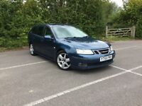 Saab 9-3 1.9 TiD Vector Sport SportWagon Automatic 5dr - Good Service History - Comes With New Mot