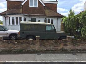 Land Rover 110 turbo for sale