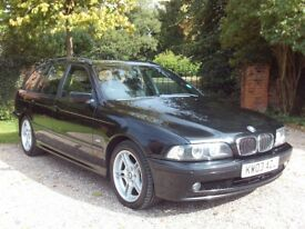 BMW 525D SPORT TOURING FULL BMW SERVICE HISTORY