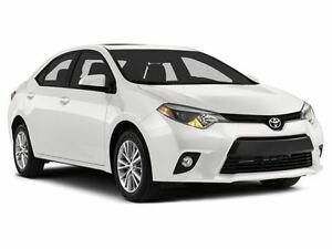 2014 Toyota Corolla LE - Premium Package only 43317 kms!!