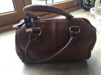 Women's brown next handbag