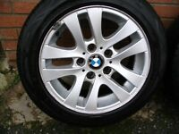 """Alloy wheels for BMW E46 3 series 16"""""""