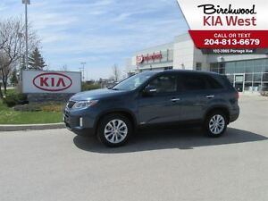 2014 Kia Sorento EX w/Snrf **SUNROOF/ LEATHER/ HEATED SEATS**